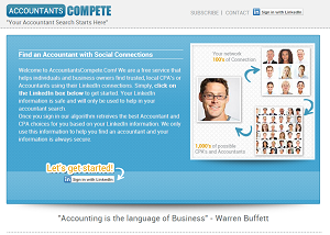 Accountants Compete Screenshot